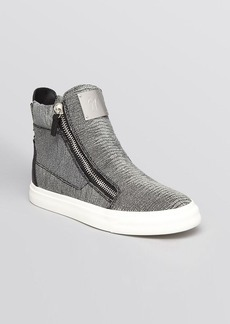 Giuseppe Zanotti High Top Sneakers - London