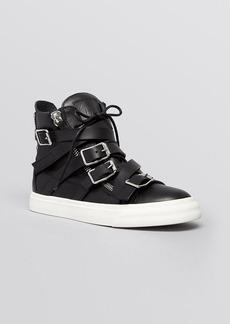 Giuseppe Zanotti High Top Sneakers - London Buckle
