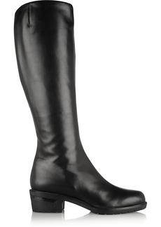 Giuseppe Zanotti Kurt leather knee boots