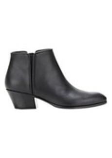 Giuseppe Zanotti Leather Side-Zip Ankle Boots