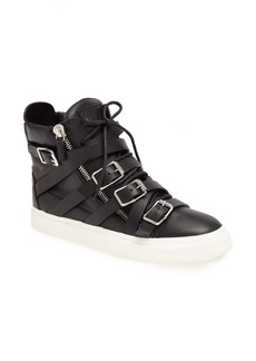 Giuseppe Zanotti 'London' High Top Sneaker (Women)