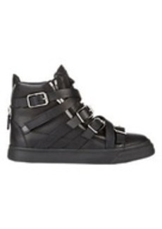 Giuseppe Zanotti Multi-Strap Double-Zip Sneakers