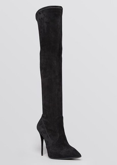 Giuseppe Zanotti Over The Knee Platform Boots - Yvette High Heel