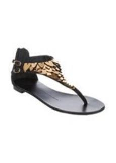 Giuseppe Zanotti Pailette-Embellished Sandals