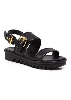 Giuseppe Zanotti Platform Sandals - Elma Lug Sole
