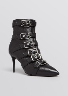 Giuseppe Zanotti Pointed Toe Booties - Yvette High Heel