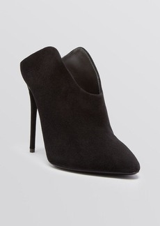 Giuseppe Zanotti Pointed Toe Platform Mule Pumps - Olinda High Heel