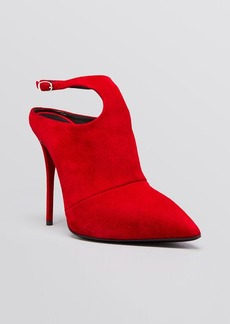 Giuseppe Zanotti Pointed Toe Platform Pumps - Yvette High Heel