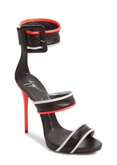 Giuseppe Zanotti 'Sport' Perforated Leather Sandal (Women)