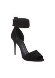Giuseppe Zanotti Suede Ankle-Strap Sandals