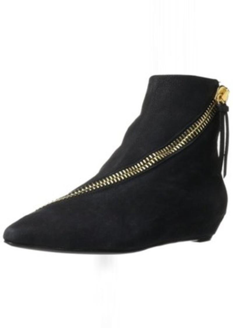 Giuseppe Zanotti Women's Suede Zipper Boot