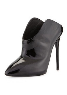 High-Heel Patent Mule   High-Heel Patent Mule