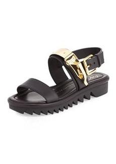 Lugged-Sole Sandal   Lugged-Sole Sandal