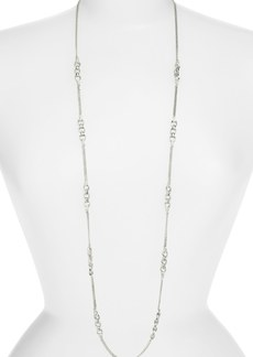 Givenchy 'Anna' Long Station Necklace
