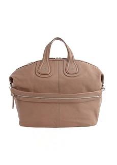 Givenchy beige leather large 'Nightingale' handbag