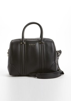 Givenchy black leather and suede 'Lucrezia Duffel' convertible bag