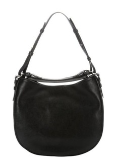 Givenchy black leather 'Obsedia' medium hobo