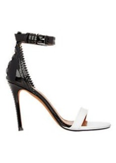 Givenchy Brogue-Back Sandals