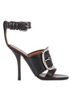 Givenchy Buckle-Strap Diana Sandals