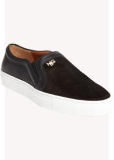 Givenchy Calf Hair Slip-On Sneaker