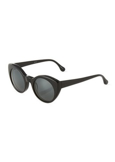 Givenchy Carroll Round Plastic Sunglasses