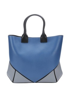Givenchy celestial and black leather colorblock medium 'Easy' tote