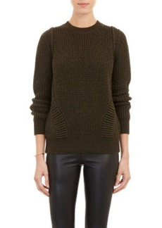 Givenchy Chunky-Knit Pullover Sweater