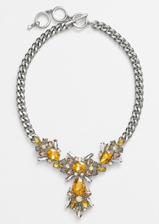 Givenchy Crystal Statement Necklace (Nordstrom Exclusive)
