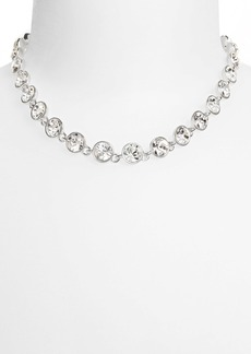Givenchy Crystal Station Collar Necklace (Nordstrom Exclusive)