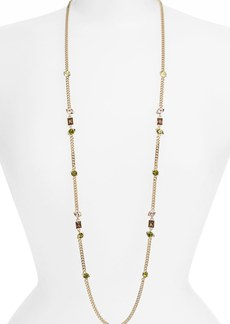 Givenchy Crystal Station Necklace (Nordstrom Exclusive)