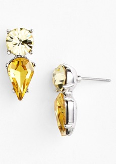 Givenchy Crystal Stud Earrings (Nordstrom Exclusive)