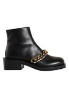 Givenchy Curb Chain Ankle Boot