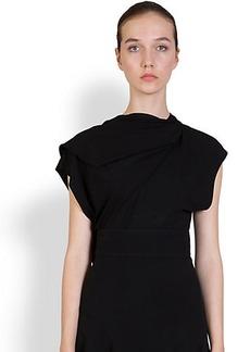 Givenchy Draped Jersey Top