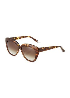 Givenchy Essex Tortoise Shell Sunglasses