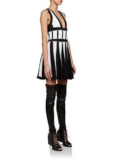 Givenchy Knit Gladiator Dress