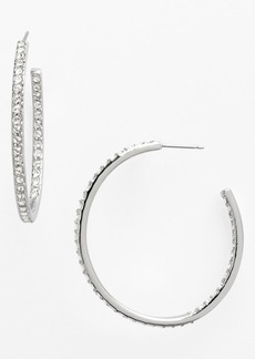 Givenchy Large Inside Out Hoop Earrings