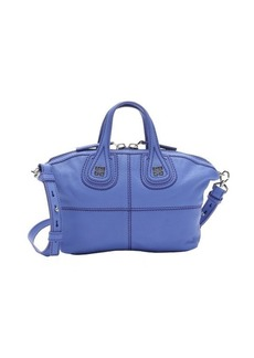 Givenchy light purple goatskin micro 'Nightingale' convertible satchel