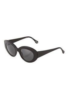 Givenchy Lindall Thick-Frame Sunglasses