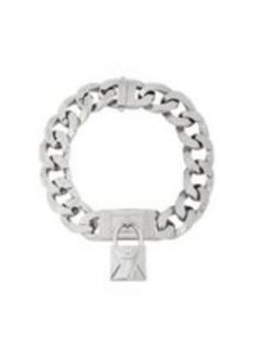 Givenchy Lock Pendant Choker