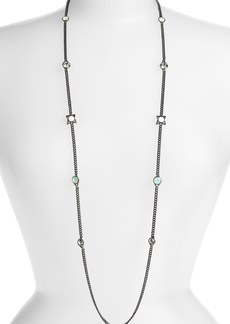 Givenchy Long Station Necklace
