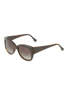 Givenchy Marion Tortoise Shell Sunglasses
