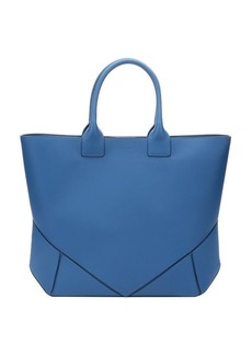 Givenchy medium blue leather 'Easy' medium tote