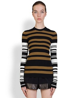 Givenchy Multi-Stripe Sweater