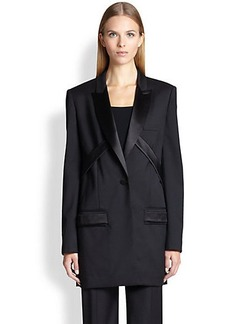 Givenchy Oversized Tuxedo Jacket