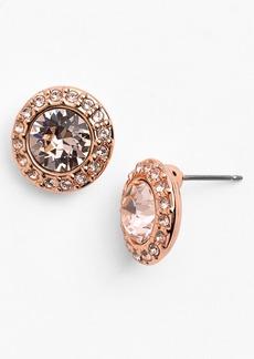 Givenchy Pavé Stud Earrings