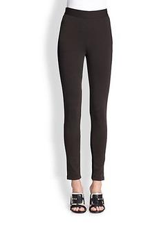Givenchy Ponte Bi-Color Leggings