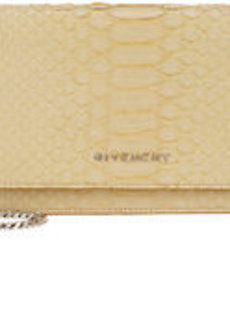 Givenchy Python Pandora Chain Wallet
