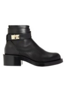 Givenchy Shark Tooth Ankle Boots