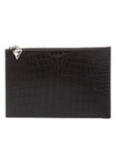 Givenchy Shark Tooth Zip Pouch