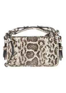 Givenchy Snakeskin Obsedia Clutch